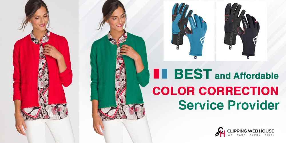 Best and Affordable Color Correction Service